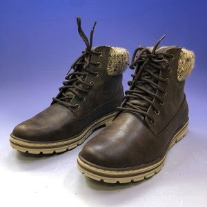 NWOB Cliffs by White Mountain Brown Kudrow Boots